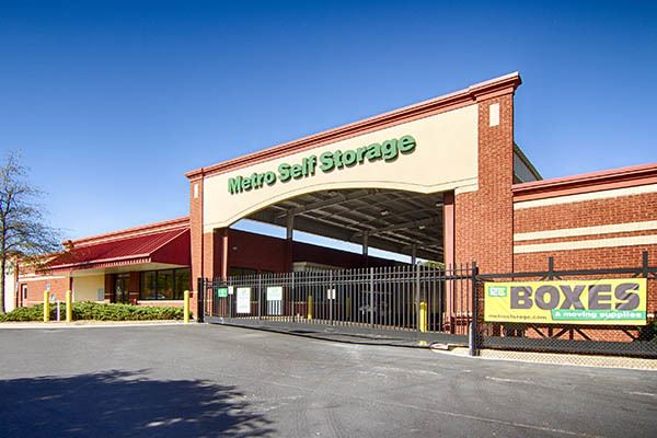 Metro Self Storage RX storage facility