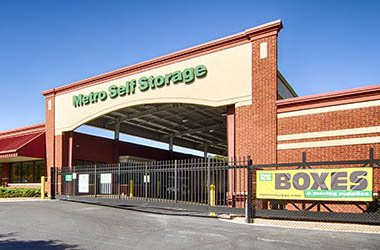 Metro Self Storage Rex Nearby