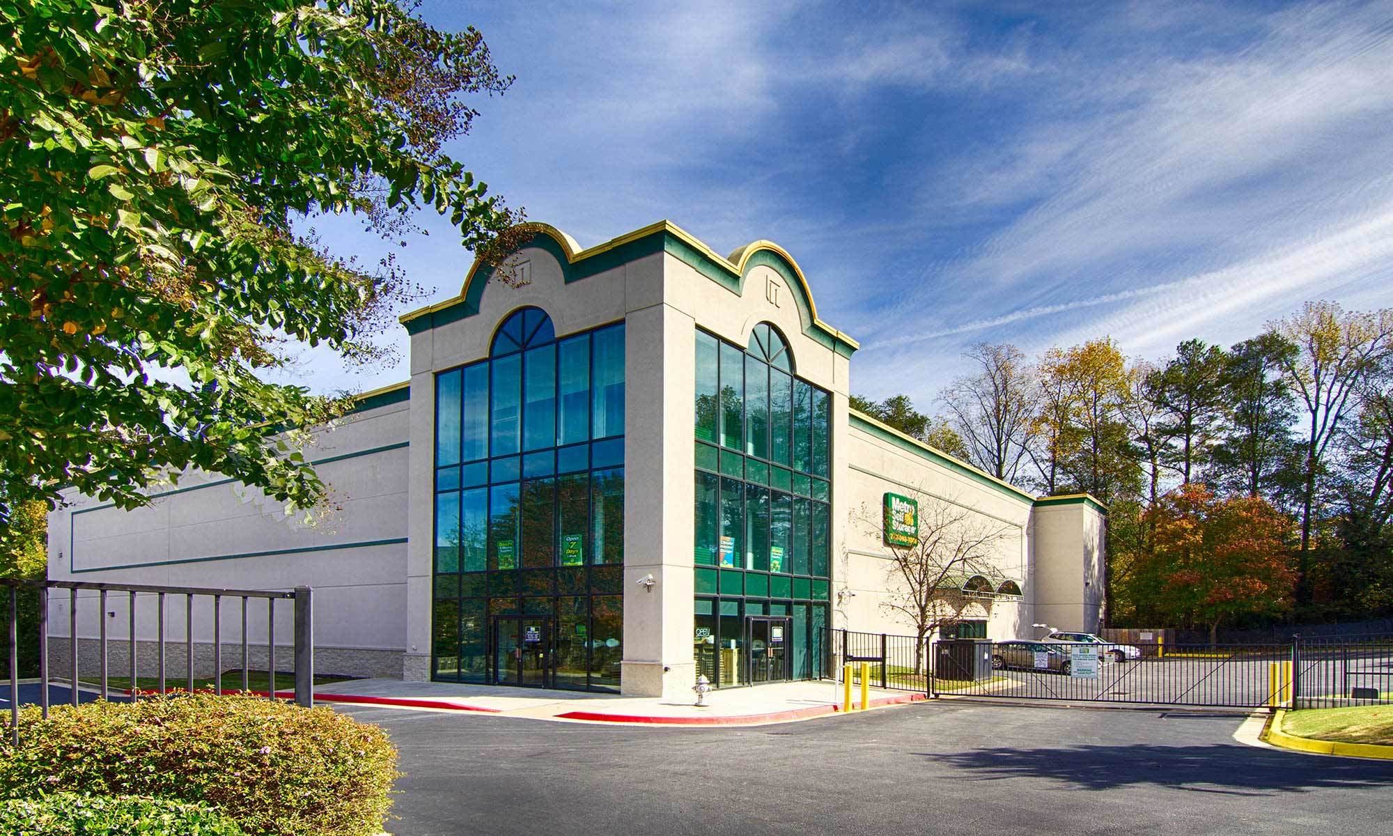 Metro Self Storage in Sandy Springs, GA