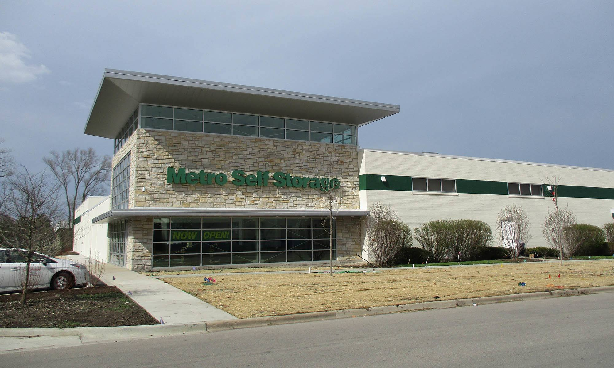 Metro Self Storage in Northbrook, IL