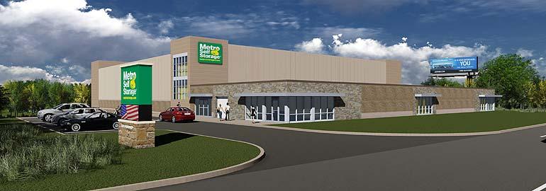 Doylestown, Pennsylvania storage facility