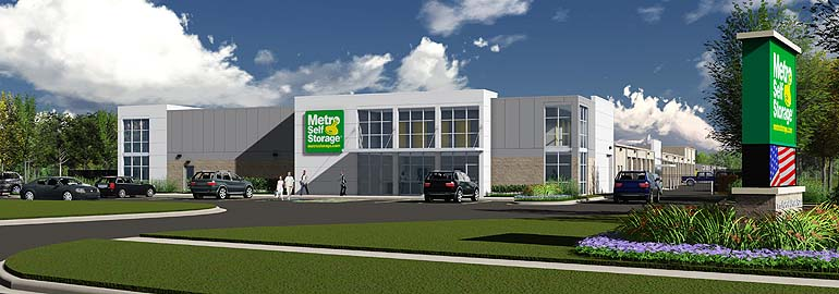 Naperville, Illinois storage facility