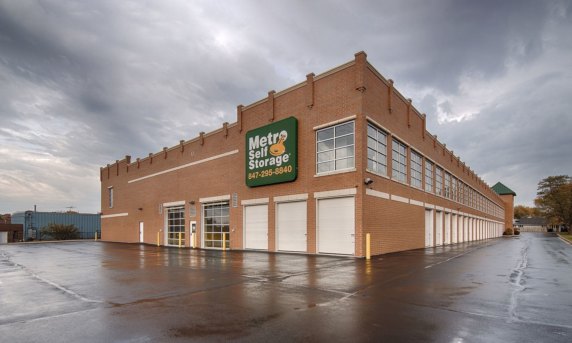 Metro Self Storage in Lake Bluff, IL