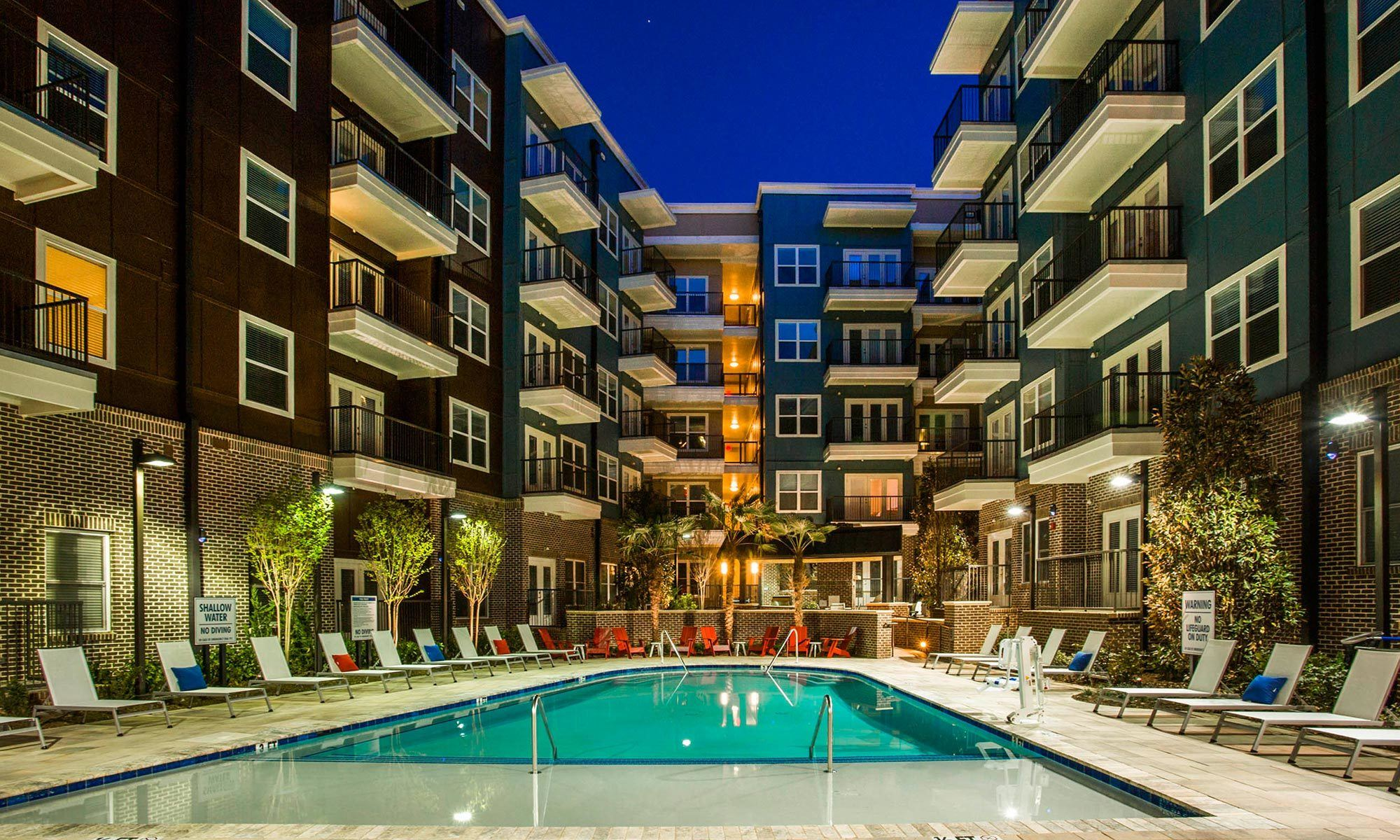 Welcome to Marq Midtown 205 luxury apartments