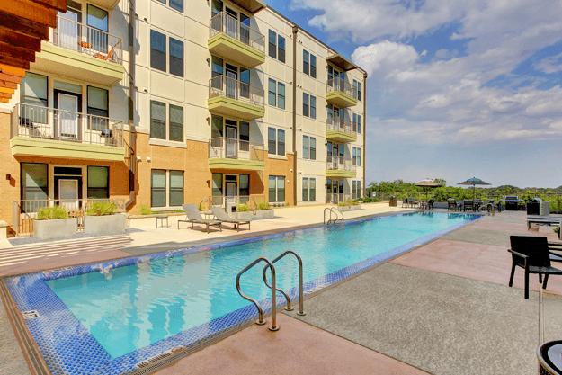 Modern apartments in Austin, TX