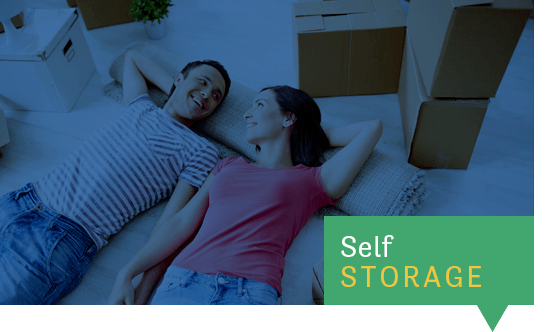 Self storage options in Virginia