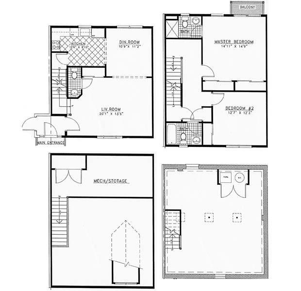 Apartments In Short Hills Springfield Nj Short Hills