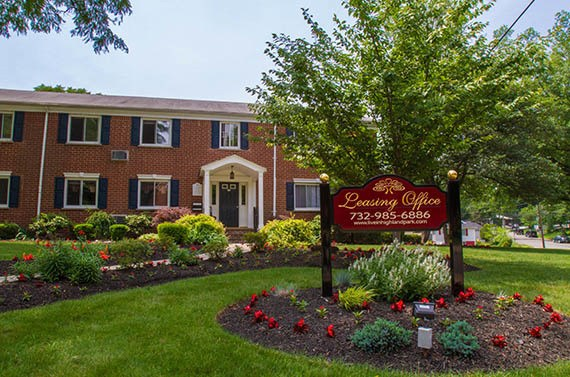 Garden Apartments Nj