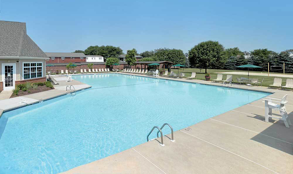 Relax At Our Resident Pool In Piscataway
