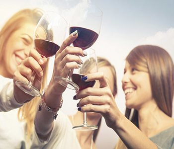 Grab your friends for a wonderful night at our apartments in Fredericksburg