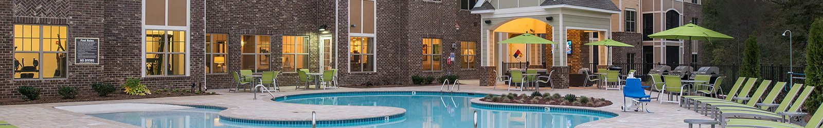 View our apartments for rent in Huntersville