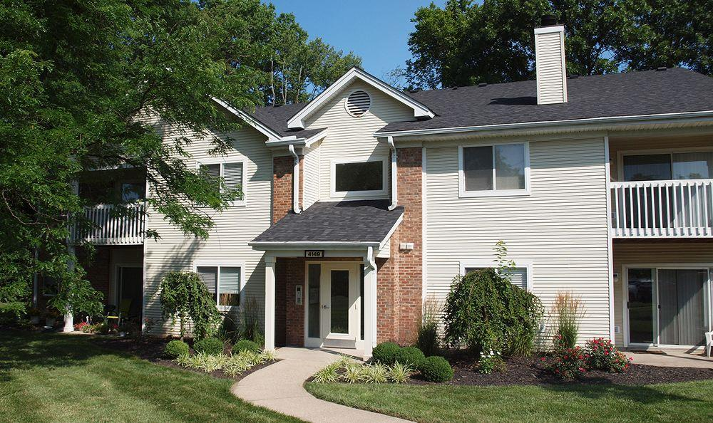 Building at Fox Chase Apartments