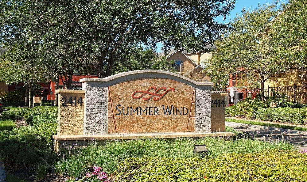 Welcome to Summerwind Apartments