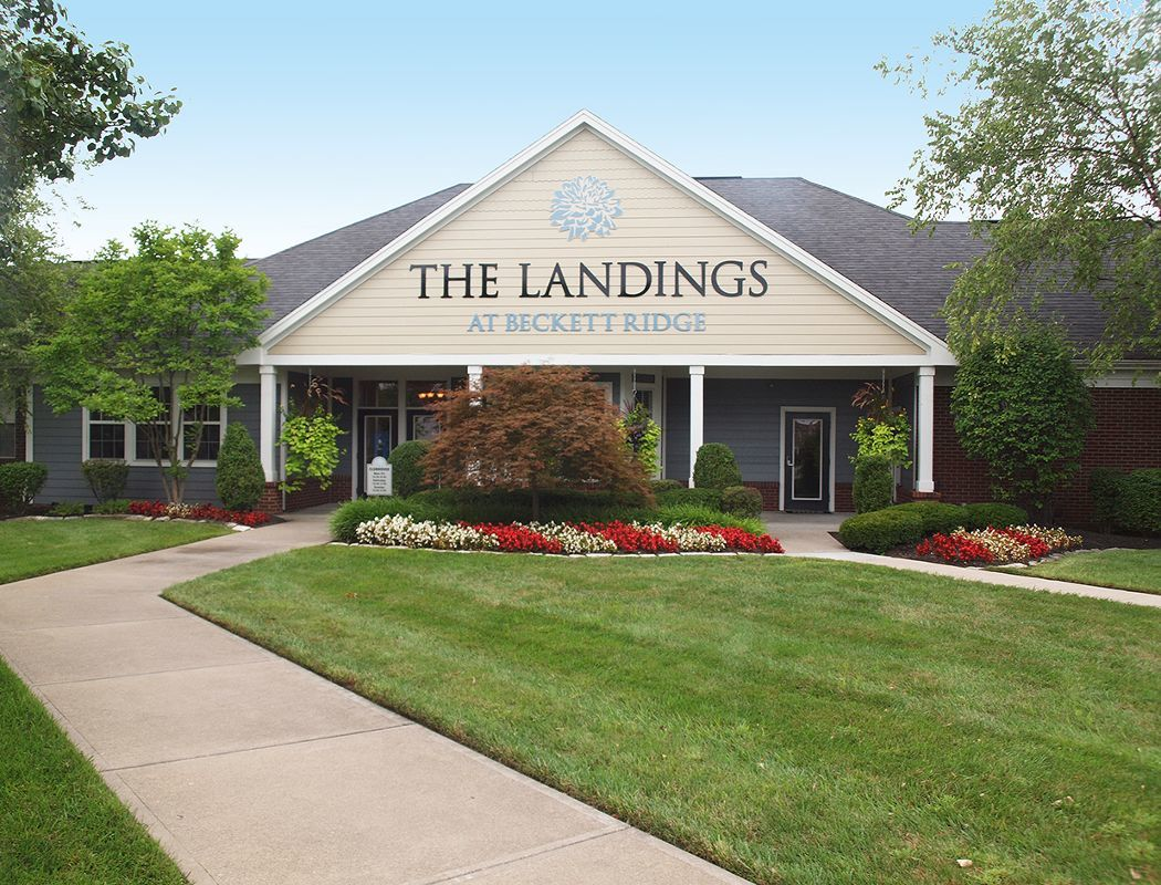 The Landings at Beckett Ridge Clubhouse