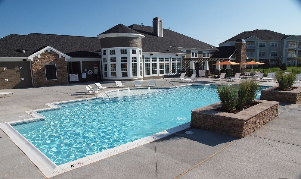 Pool at Meridian on Shelbyville