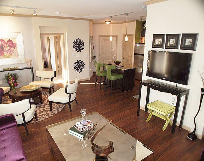 Luxury Apartment Features