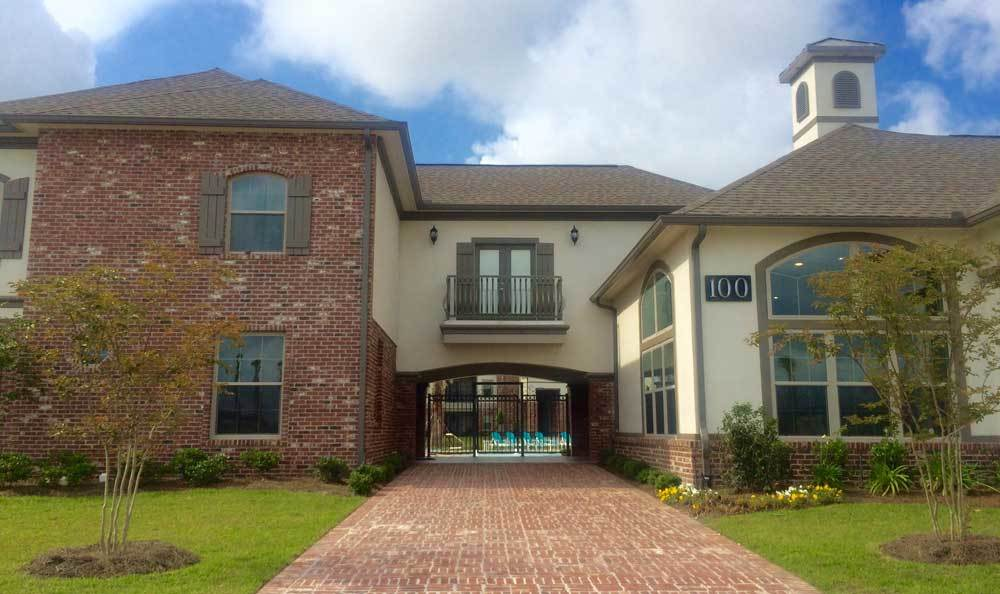 Luxury apartments for rent with master suites in Houma