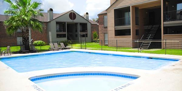 Impressive luxury amenities at Texas apartments