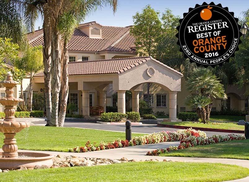 Rancho santa margarita ca senior living park terrace for 60 park terrace west