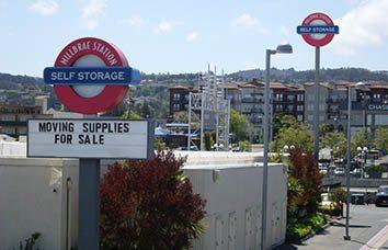 Self storage facility in Millbrea