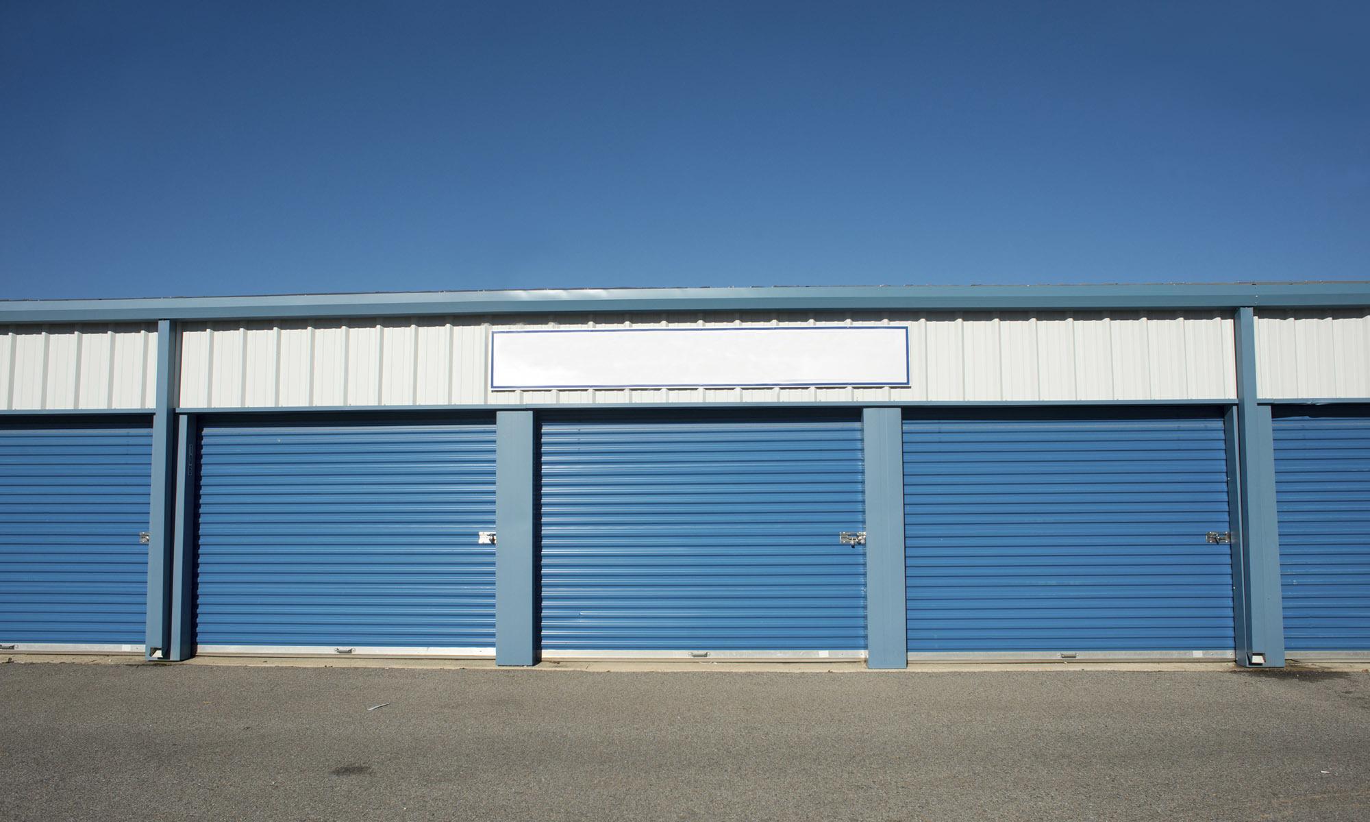 Self storage in Stockton CA