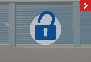 Self storage units available in Sonora