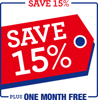 Save on your storage unit by booking online today with Treasure Island Storage.