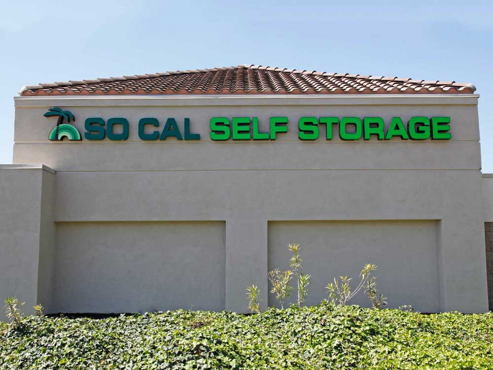 Building at SoCal Self Storage in Westlake Village, CA