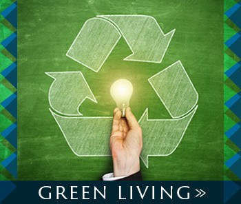 Orchard Corners Apartments supports green living