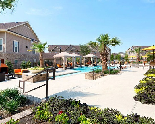 Great living at Villas at Spring Trails