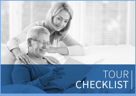 Review our checklist before scheduling your tour