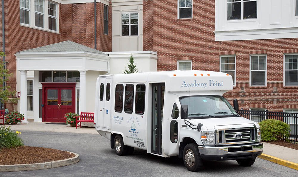 Transportation for Academy Point at Mystic residents