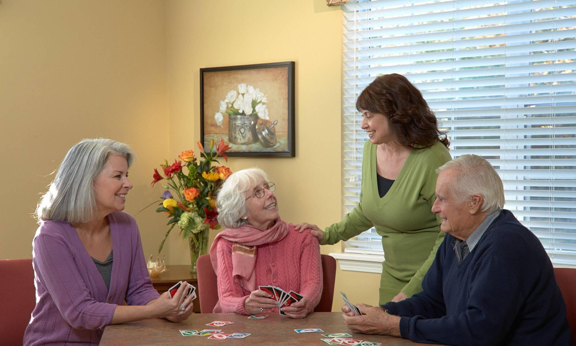 Senior living in Milford, CT