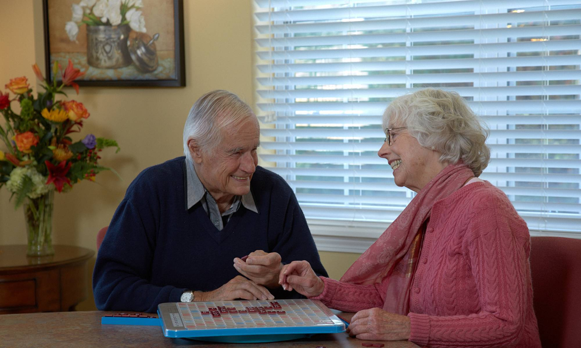 Senior living in Hamden, CT