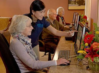 Learn about our career opportunities, and join the Benchmark Senior Living team!