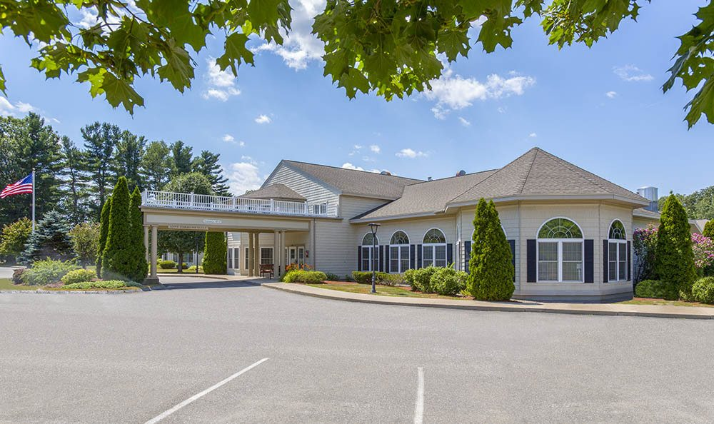 Welcome at senior living in Haverhill
