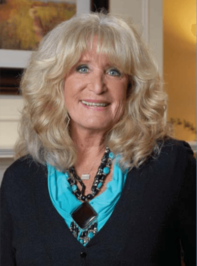 Susan Wornick (image from Benchmark Living event page