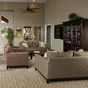 exquisitely appointed floor plans in mesa az