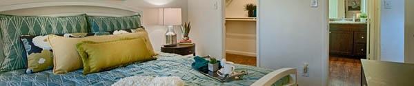 Apartment features at Cabrillo Apartments