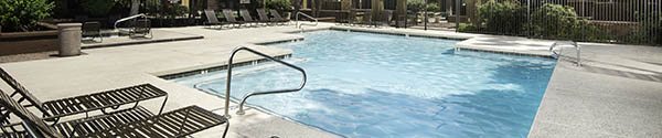 Community amenities at Waterford Place Apartments