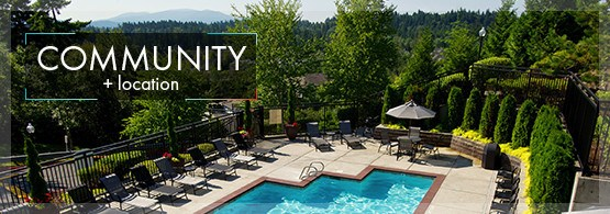 Experience the community at the apartments for rent in Sammamish