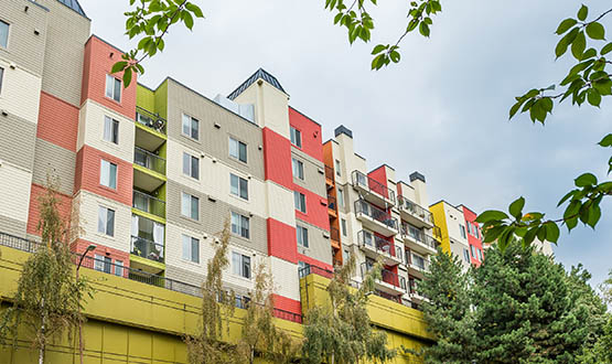 Metropolitan Park Apartments luxury apartments in Seattle