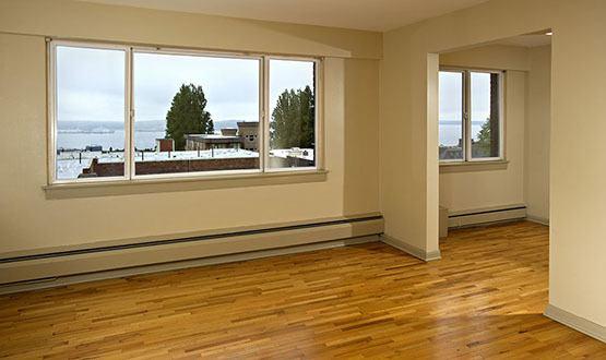 Apartment for rent interior in The Q Apartments