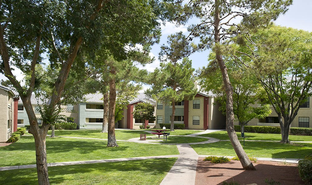 You'll love your surroundings at Crystal Creek Apartments