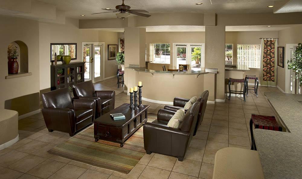 Apartment Interior At Eastgate Apartments