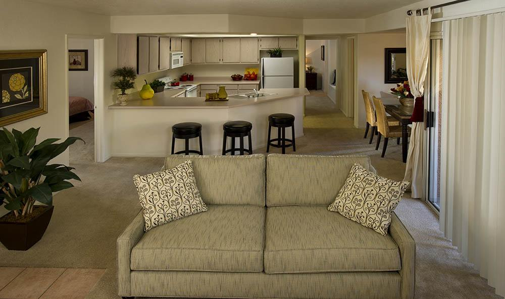 Living Room At Eastgate Apartments Apartments