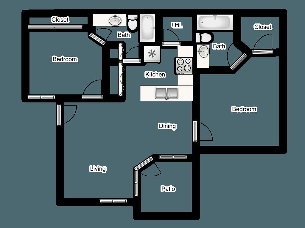 1 2 u0026 3 bedroom apartments in east las vegas silverwood apartments