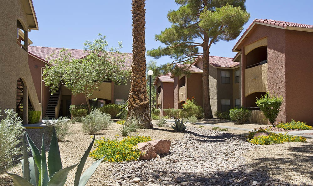Villas at Mountain Vista Common Area