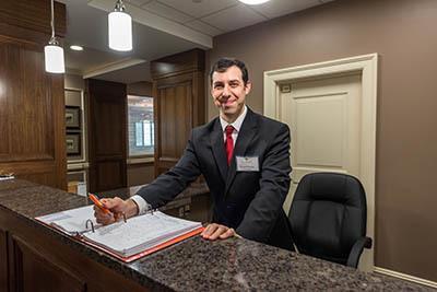 The Ambassador Lifestyle provides first class customer service