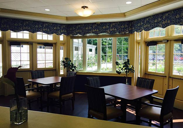 White Plains Memory Care in Westchester | The Ambassador of Scarsdale